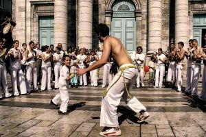 Capoeira by cahilus