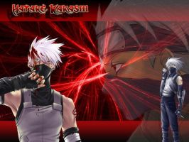 hatake kakashi by twilight-tora