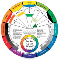Color Wheel 1 Part One by Writer-Colorer