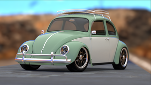 VW Bug by pierre-allard
