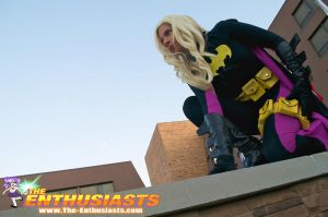 Stephanie Brown by Ravenspiritmage