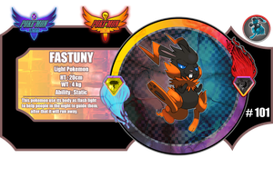 #101: Fastuny by El-Dark-Core