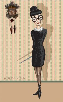 Madame Jour by MoRtiJiA