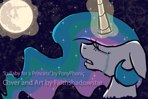 Lullaby for a Princess COVER ART by Void-Adoptables