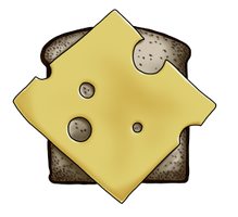 Cheese Toast by AzraelleWormser