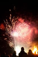 Hastings Bonfire Night 2010 by Andrey-S