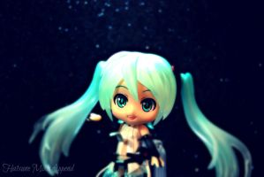 Hatsune Miku Append by Apencilsmind