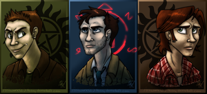 Team Free Will by Nicay