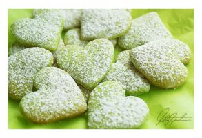 Lime Cookies by VintageWarmth