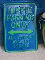 hippie parking only by LilyLondon9