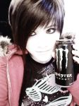 2-8-11 monster drink by EmoSkater4Life