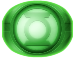 Green Lantern Ring 5.0 by KalEl7