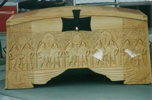 Medieval Chest by JARM13