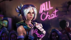 Arcade Riven with the /ALL chat ~full size by ptcrow