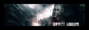 bruce willis by BARTIK13