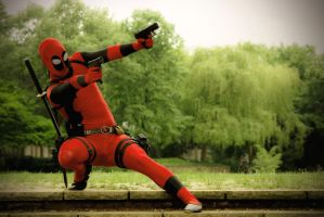 Deadpool Cosplay by KainFatalis