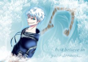 Jack Frost by FunnyScared