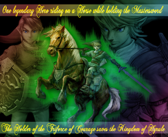 Another Link Wallpaper by Vanessa28