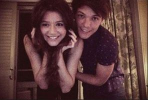 Louis and Eleanor by Leopardtail101