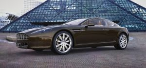 Aston Martin Rapide by TheImNobody