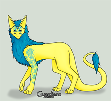 LLGold : Liona by GuardianAdoptables