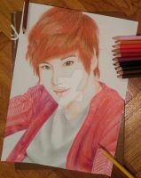 TAEMIN - SHINee by Michael1525