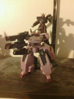 A New Model Joins the Hanger!: Seravee + Seraphim by Dield