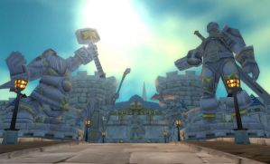 World of Warcraft - The Valley of Heroes by Gery850