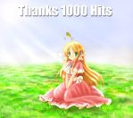 Thanks 1000 hits from Benz by benz10wheel