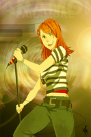 Hayley Williams by FelipeNero