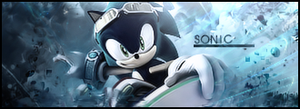 Sonic Riders sig by SmashLord