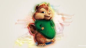Theodore from Chipmunks by mrjmendes