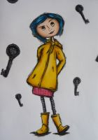 Coraline by AshBob87