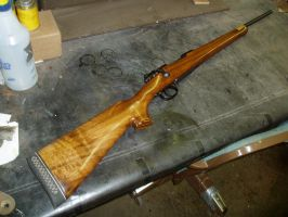 Mauser 48 Stock by FNPhil