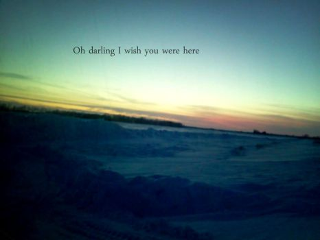 Oh Darling by strangers-in-suits