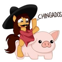 Chingados! by magico-enma