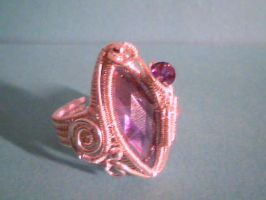 Enigma - Ring by Carmabal