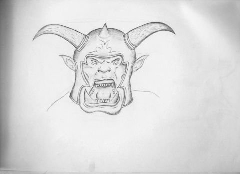 Orc by Tyterth