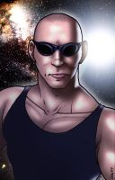 Riddick by CerberusLives