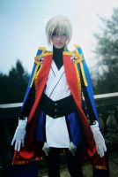 BlazBlue - Jin Kisaragi 13 by Hasadosh