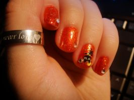 Nail Art 047 by MelodicInterval