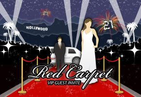 Red Carpet VIP by dalenapier