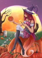 Happy Halloween! by Reverrii