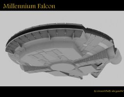 Falcon-005 by gmd3d