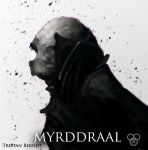 Myrddraal - Wheel Of Time by TristanBerndtArt