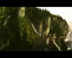 Rivendell by Such-A-Dreamer