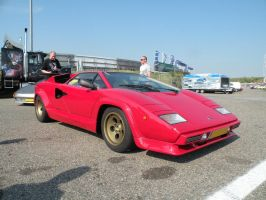 Lamborghini Countach by remmy77