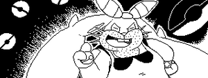 Female Hoenn Trainer Diggersby - Miiverse by RayquazaQueen