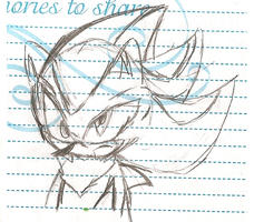 Shadow the hedgehog by Blaze98MMB
