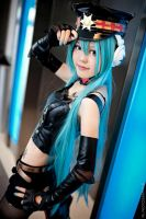 miku punk by angie0-0